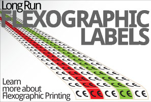 flexographic printing available